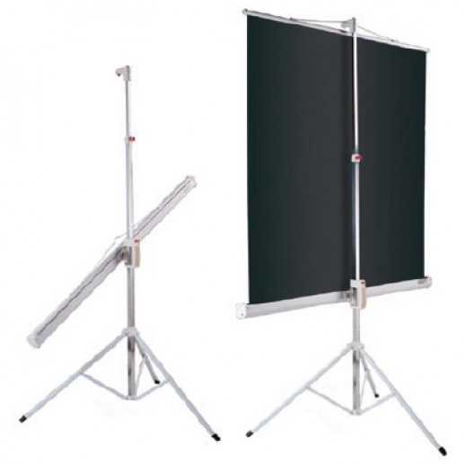 Экран для проектора, белый, 200 х 150 см, 4:3