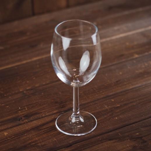Бокал под вино № 3, широкое основание, h 17.5см