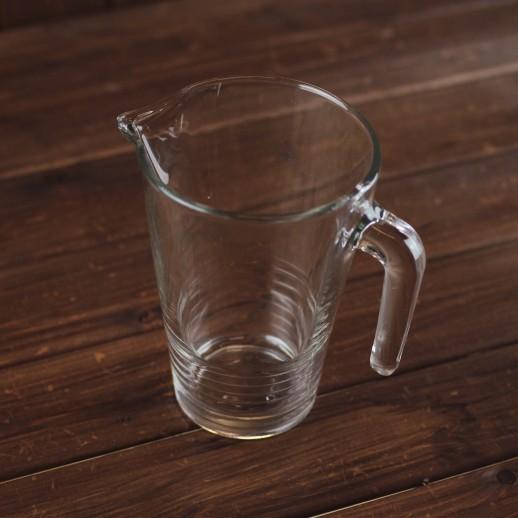 Графин для напитков (конус) №1, h 20см, 1л