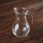 Графин для напитков (круглый) №2, h 18см, 1л