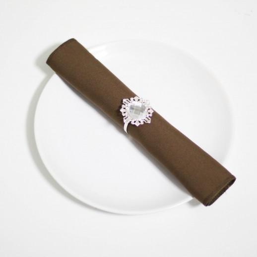 Аренда салфетки (шоколадная)