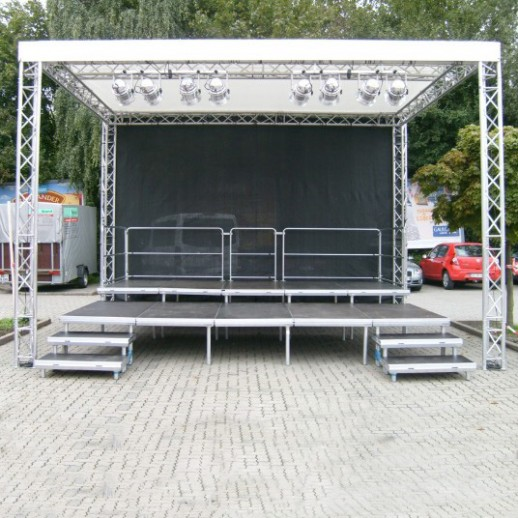 Аренда сцены, 5 х 4 м