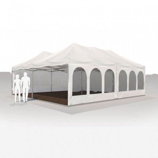 Аренда шатра, 8 х 8 м (64 м2)