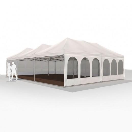 Аренда шатра, 8 х 12 м (96 м2)