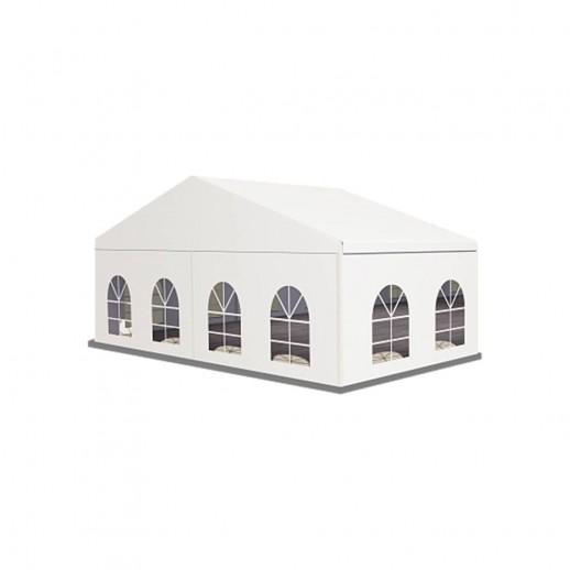 Аренда шатра, 5 х 10 м (50 м2)