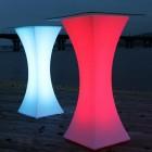 Подсветка для коктельйных столов