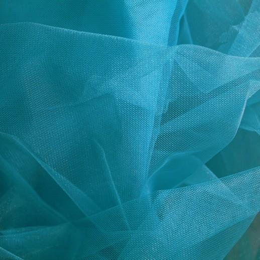 Аренда ткани фатин (бирюзовый), 1м