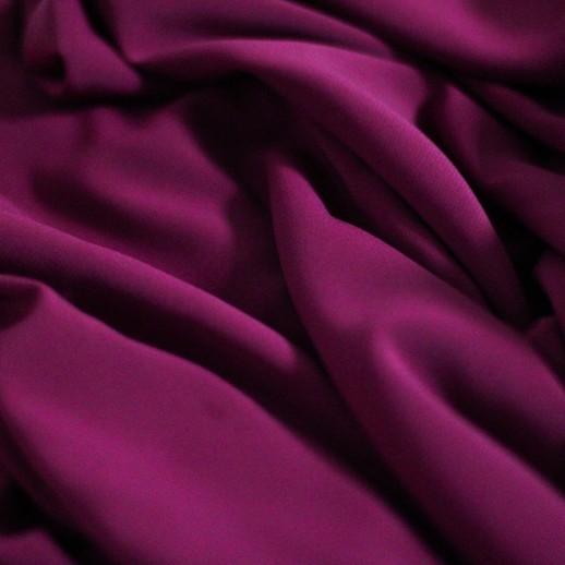 Аренда ткани (фиолетово-бордовая), 1м