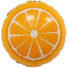 Круг фольгированный, Апельсин