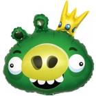 Angry Birds №2, фольгированный шар