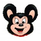 Мышонок, фольгированный шар