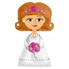 Невеста, ходячий шар
