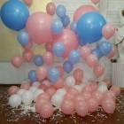 Фотозона из шаров №19