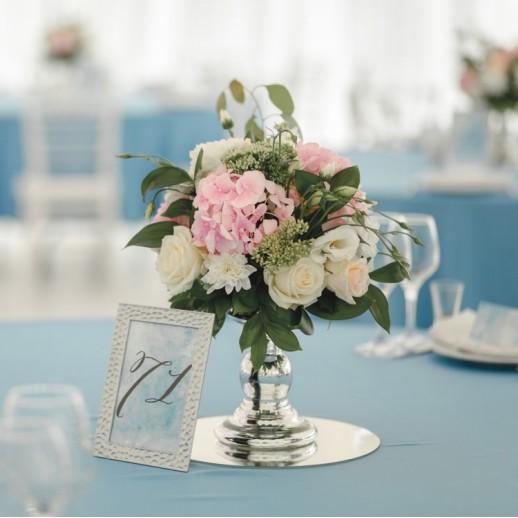 Композиция на столы гостей №71