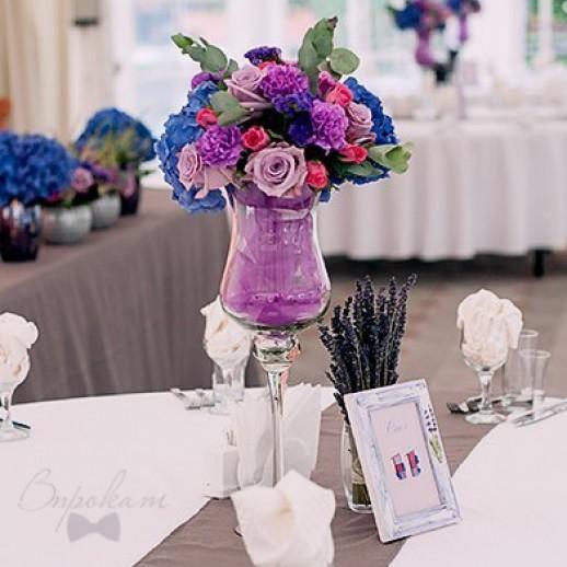 Композиция на столы гостей №33
