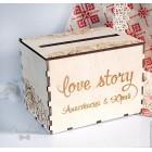 Коробка для подарков №11