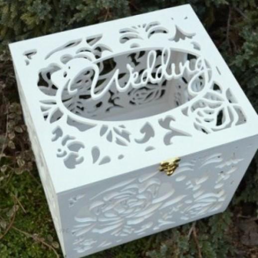 Коробка для подарков №17