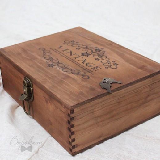 Коробка для подарков №21