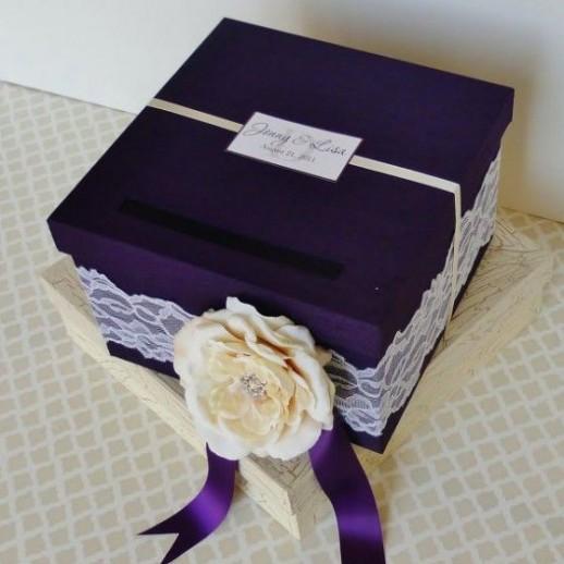 Коробка для подарков №30