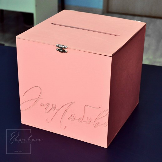 Аренда коробки для подарков № 7
