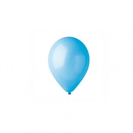 Шар латекс 5, светло-голубой (уп. 100 шт.)