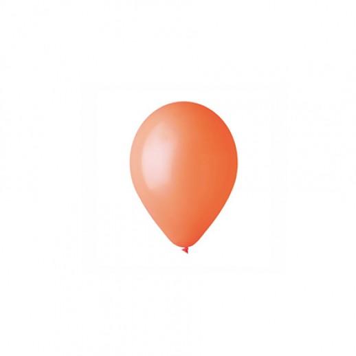 Шар латекс 5, оранжевый (уп. 100 шт.)