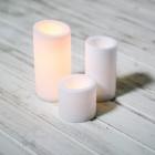Набор из 3-х LED свечей