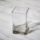 Аренда вазы (прямоугольная), 20 см