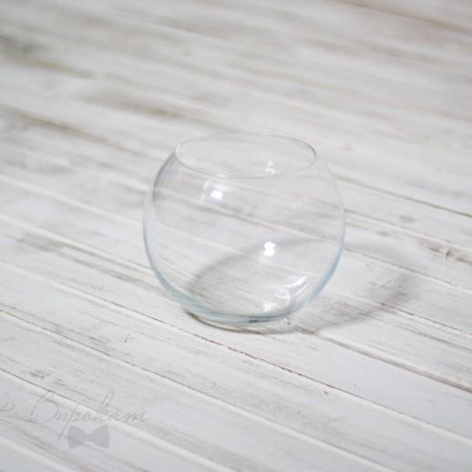 Аренда вазы (шар), 12 см