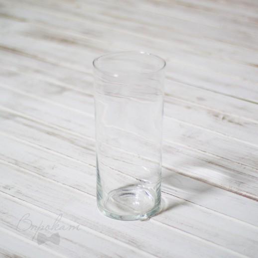 Аренда вазы (трубка) 25 см