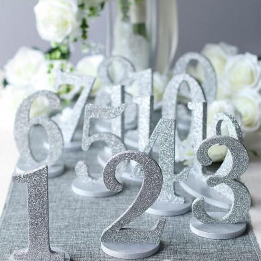 Нумерация на стол №12