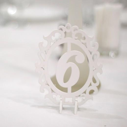 Нумерация на стол №23