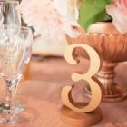Нумерация на стол №3