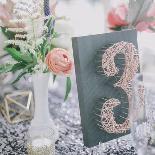 Нумерация на стол №5