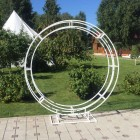 Арка металл круглая D=2,1 м