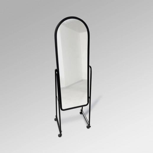 Аренда белого напольного зеркала,150 х 30 см