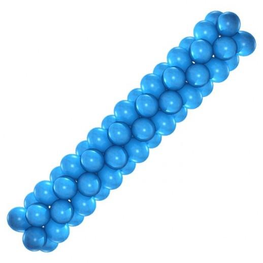 Гирлянда синяя, цена за 1 м