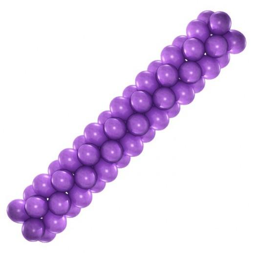 Гирлянда фиолетовая, цена за 1 м