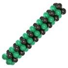 Гирлянда черно-т.зеленая, цена за 1м