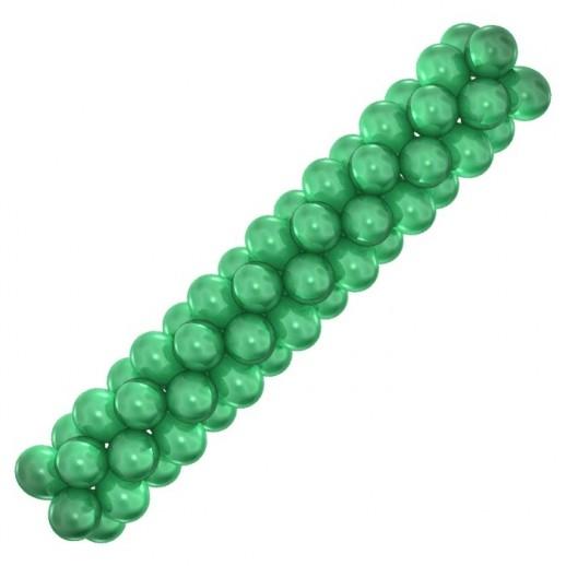 Гирлянда зеленая, металлик, цена за 1 м