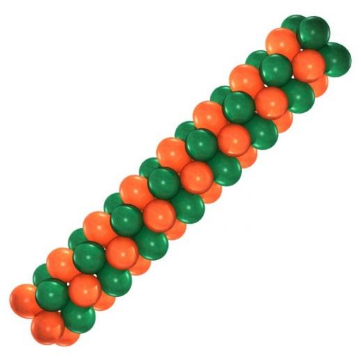 Гирлянда красно-зеленая, цена за 1м