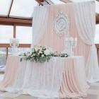 Аренда текстильной ширмы, 3,1 х 2,5м, джокер и текстиль