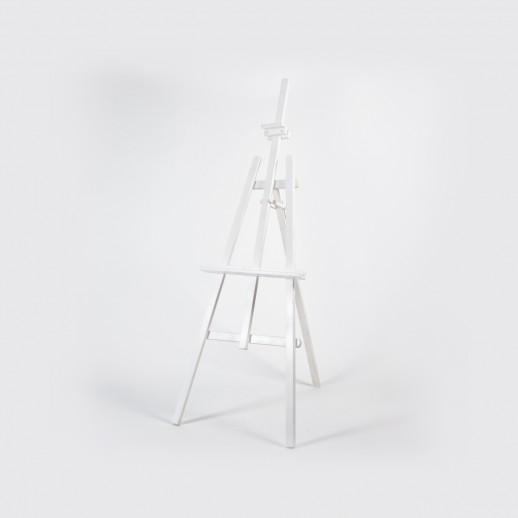 Аренда мольберта, цвет белый