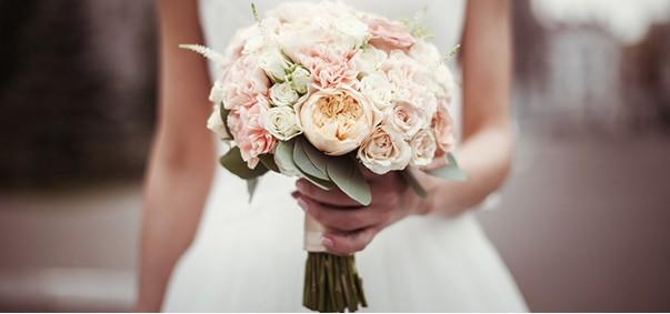 Букет невесты bannm