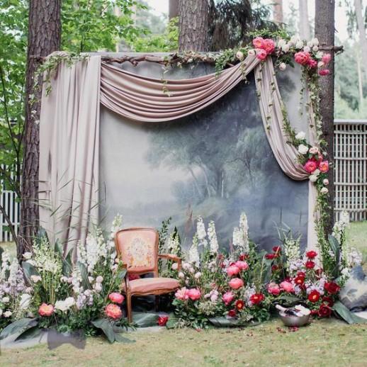 Свадебная фотозона №36