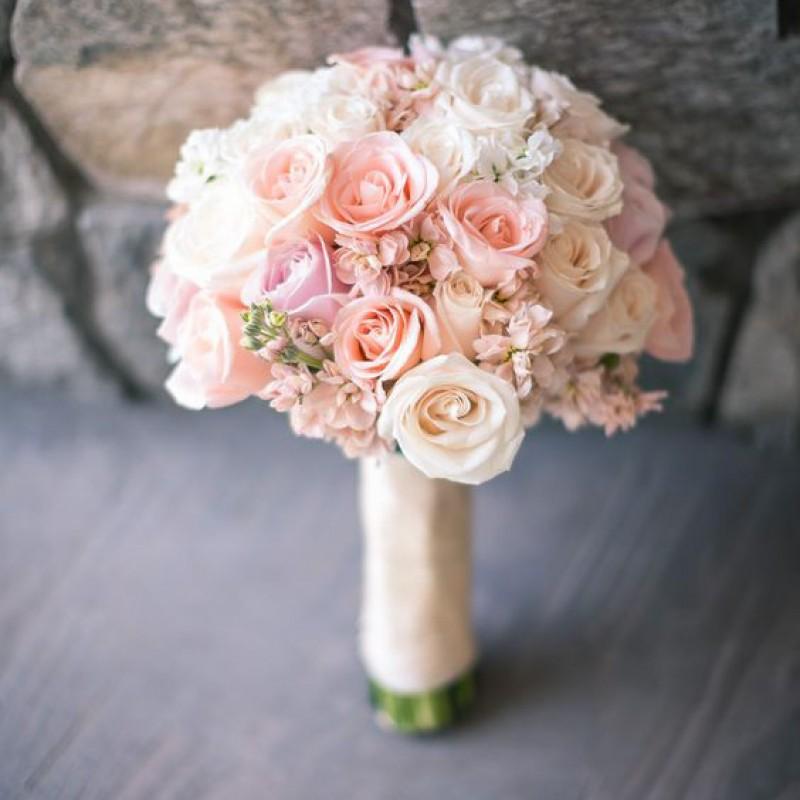 Фиалки букет, букет невесты, дизайн