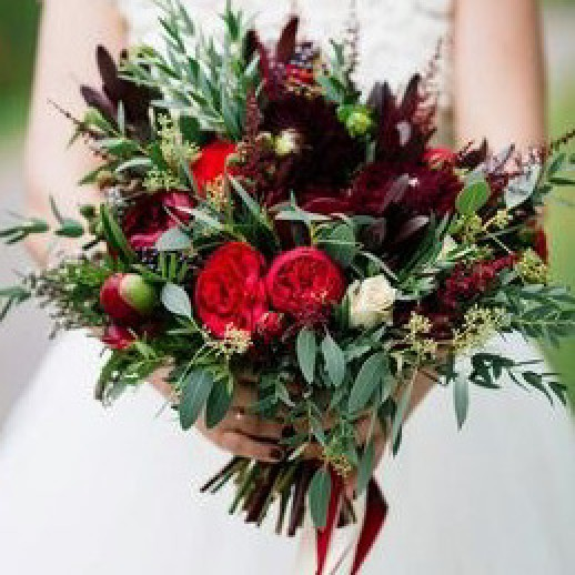Букет невесты №49