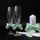 Свадебные бокалы № 1