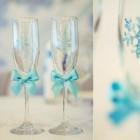 Свадебные бокалы № 18