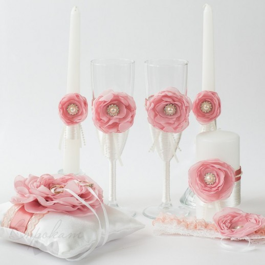 Свадебные бокалы № 2